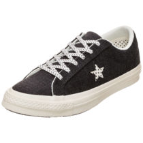 CONVERSE Cons One Star OX Sneakers Low schwarz/weiß Damen Gr. 36