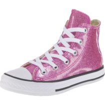 CONVERSE Kinder Sneakers High Chuck Taylor All Star pink Mädchen Gr. 31