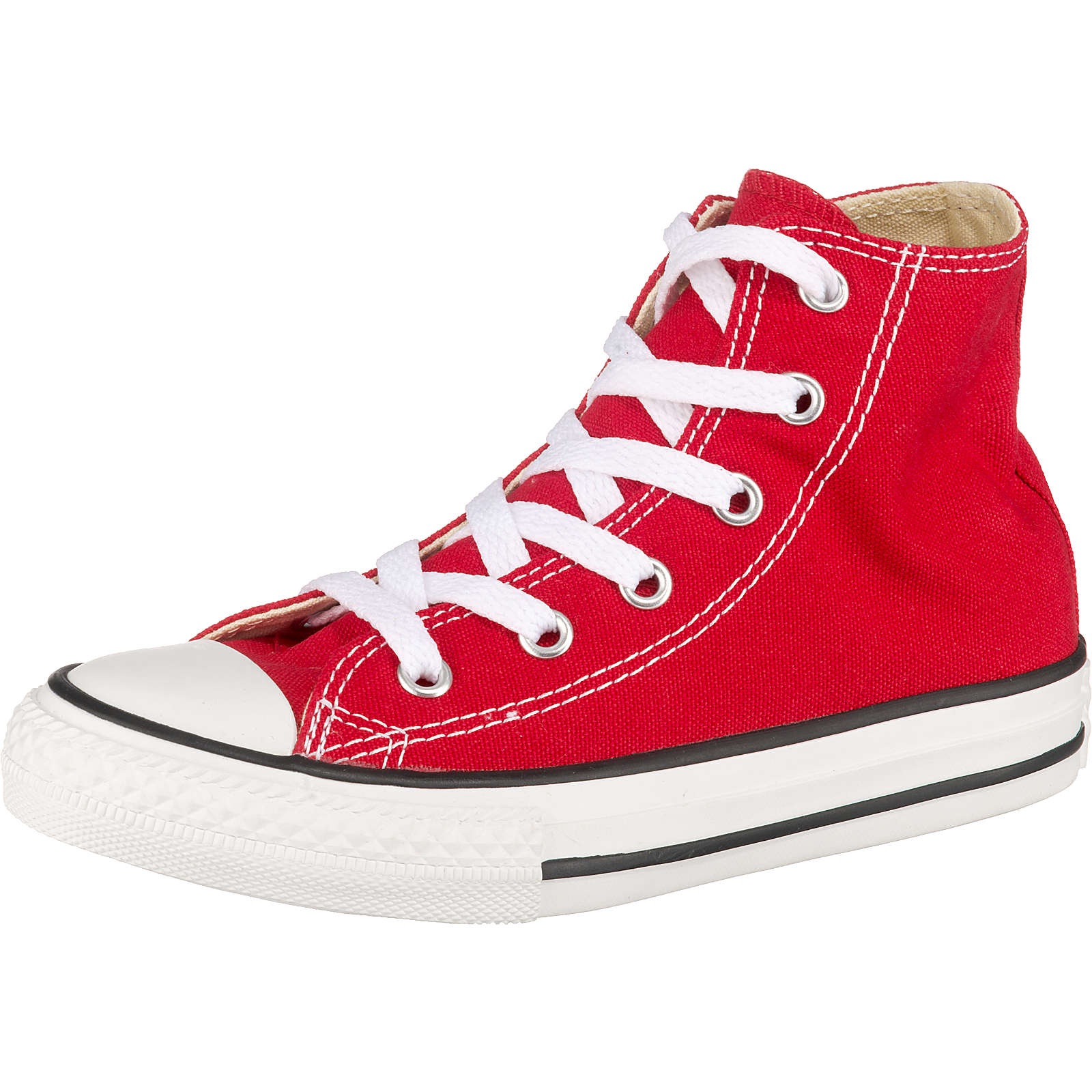 CONVERSE Kinder Sneakers High YTHS C/T ALLSTAR HI RED rot Gr. 30