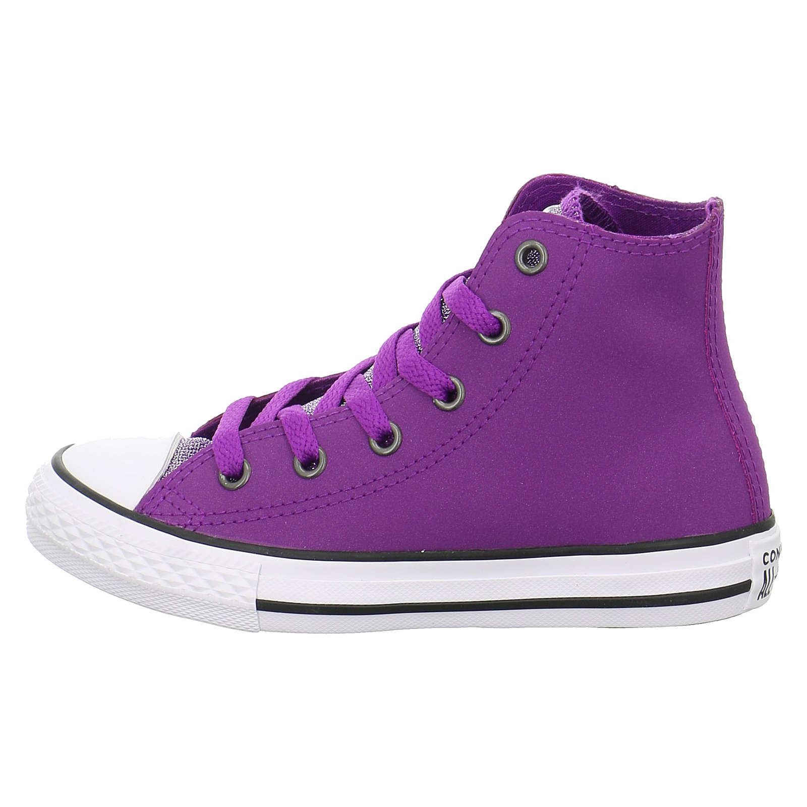 CONVERSE Kinder Sneakers Low lila Gr. 35