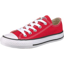 CONVERSE Kinder Sneakers Low YTHS C/T ALL STAR OX RED rot Gr. 27