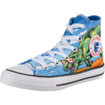 CONVERSE Sneakers High CTAS HI TOTALLY BLUE/BLACK/WHITE für Jungen hellblau Junge Gr. 37