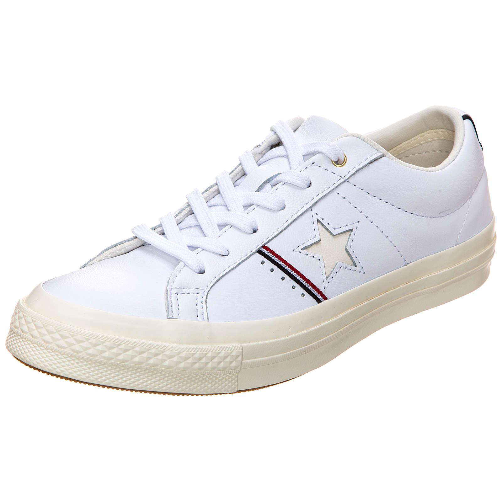 CONVERSE Sneakers Low weiß Damen Gr. 36