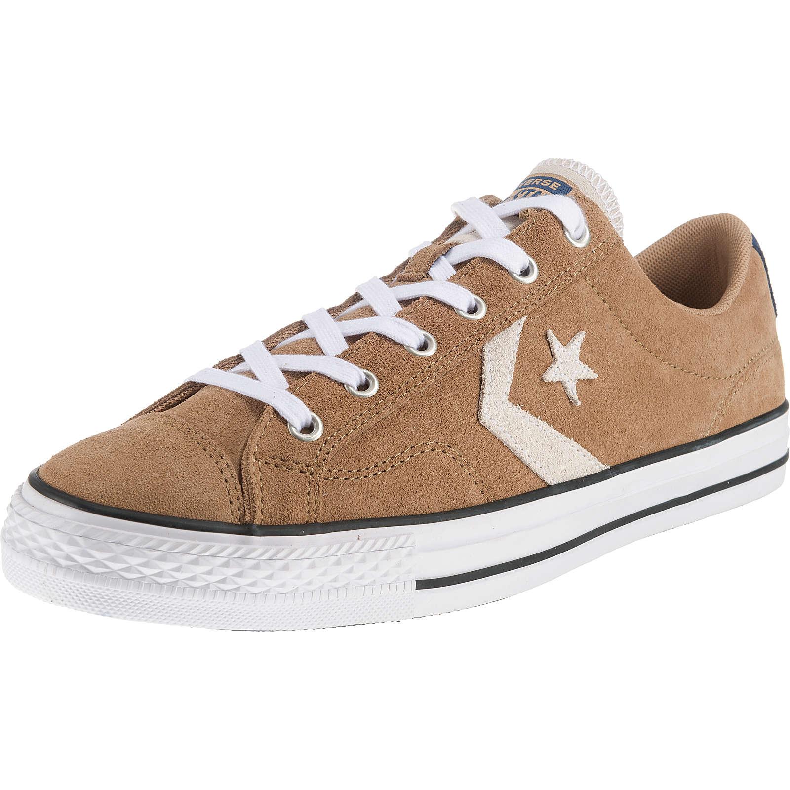 CONVERSE Star Player Ox Sneakers Low camel Herren Gr. 46