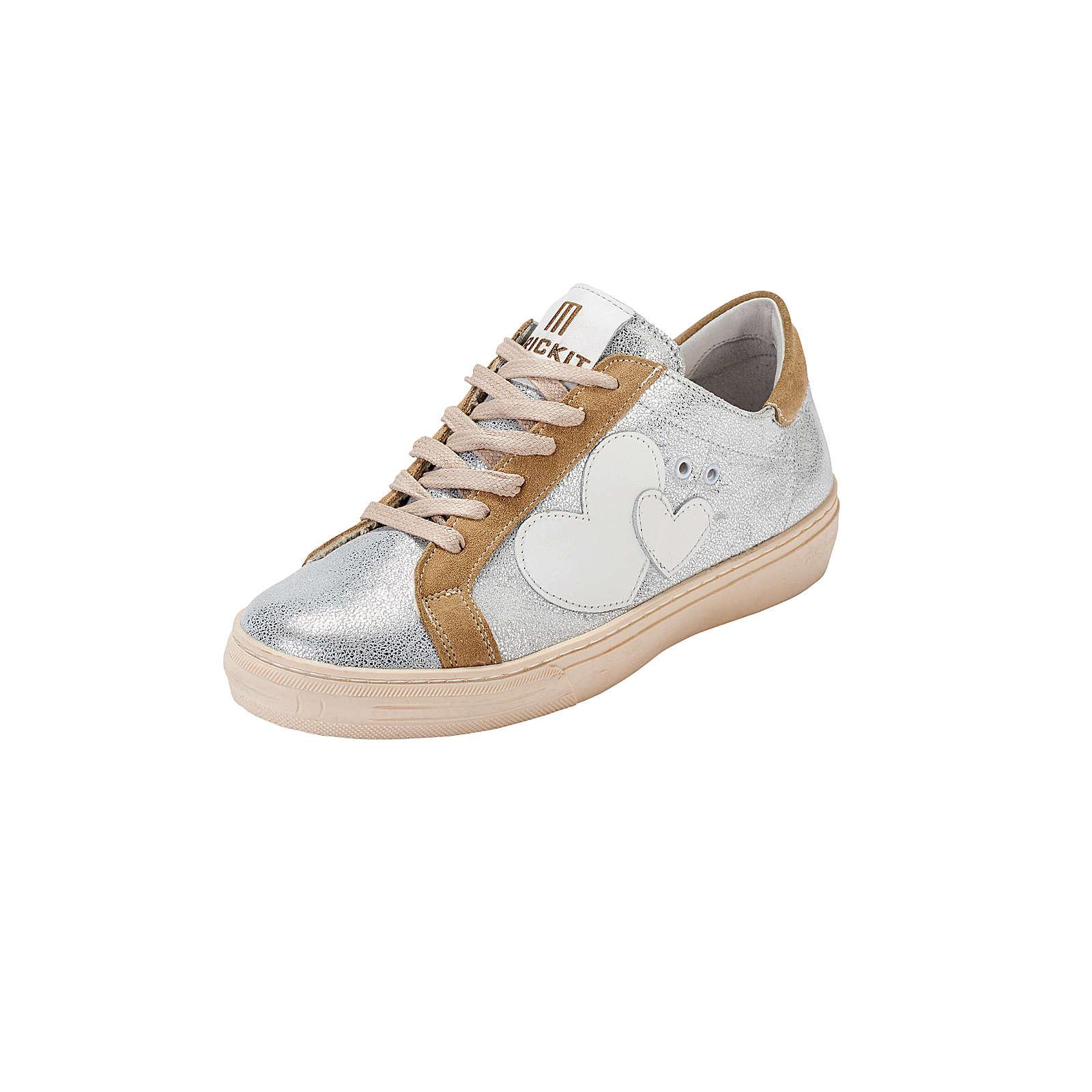 CRICKIT Sneaker LEXIE Sneakers Low silber Damen Gr. 36