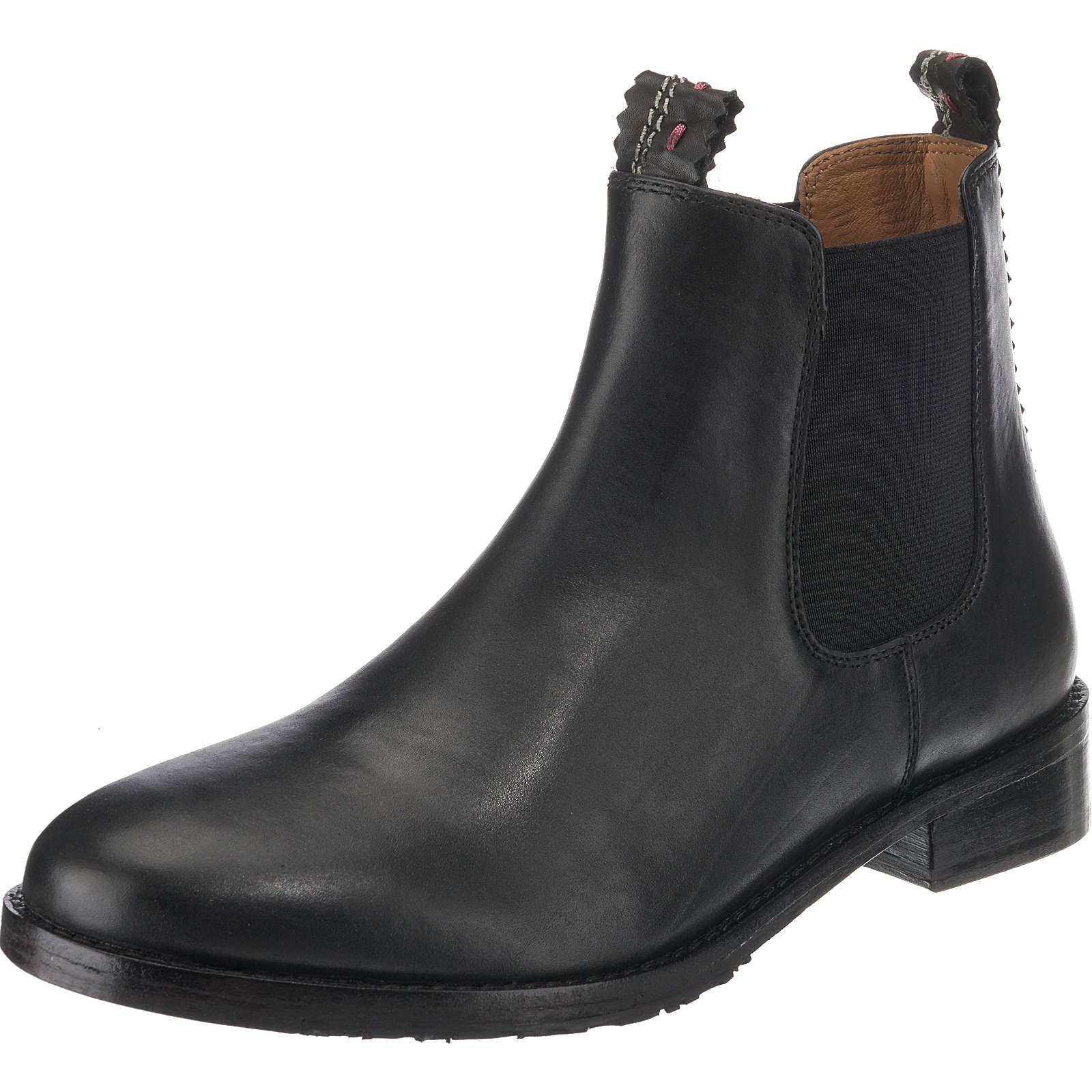 CRICKIT Torrente bolivia Chelsea Boots schwarz Damen Gr. 37