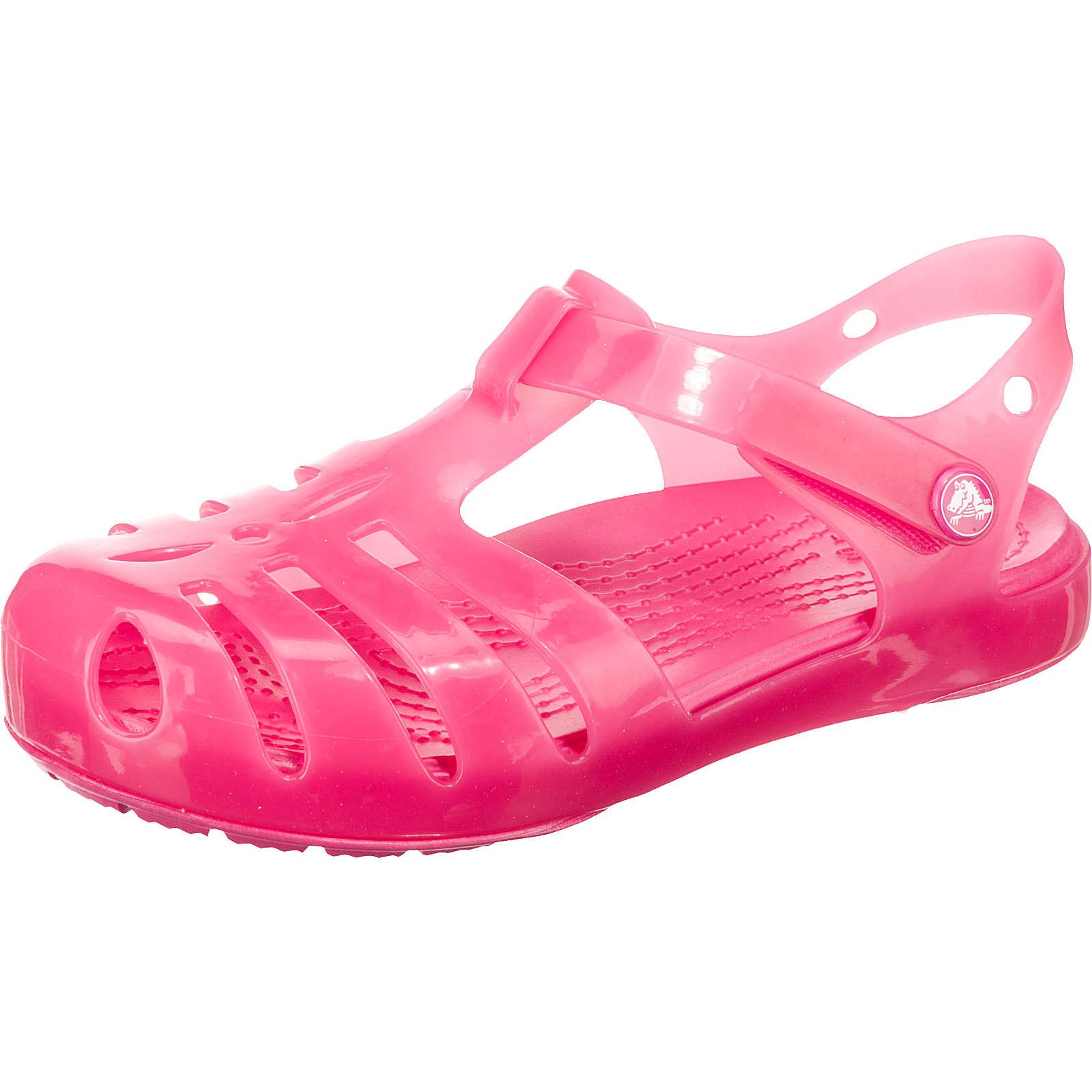 CROCS Badeschuhe für Mädchen pink Mädchen Gr. 30/31