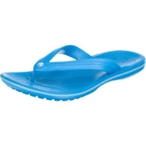 CROCS Crocband Flip Ocn/Ebl Zehentrenner blau Gr. 48/49