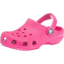 CROCS Kinder Clogs Classic pink Mädchen Gr. 34/35