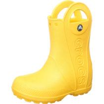 CROCS Kinder Gummistiefel Handle It Rain Boot gelb Gr. 24/25
