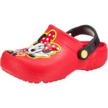 CROCS Minnie Mouse Clogs für Mädchen rot Mädchen Gr. 30/31