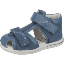 Däumling Lauflernsandalen für Jungen, Weite S für schmale Füße dunkelblau Junge Gr. 25