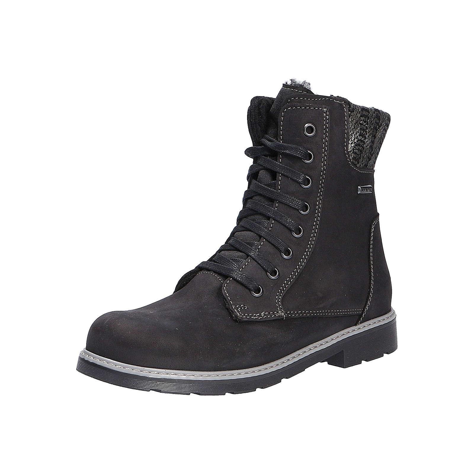 Däumling Stiefel für Mädchen schwarz Mädchen Gr. 39