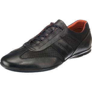 DANIEL HECHTER Sneakers Low schwarz Herren Gr. 40
