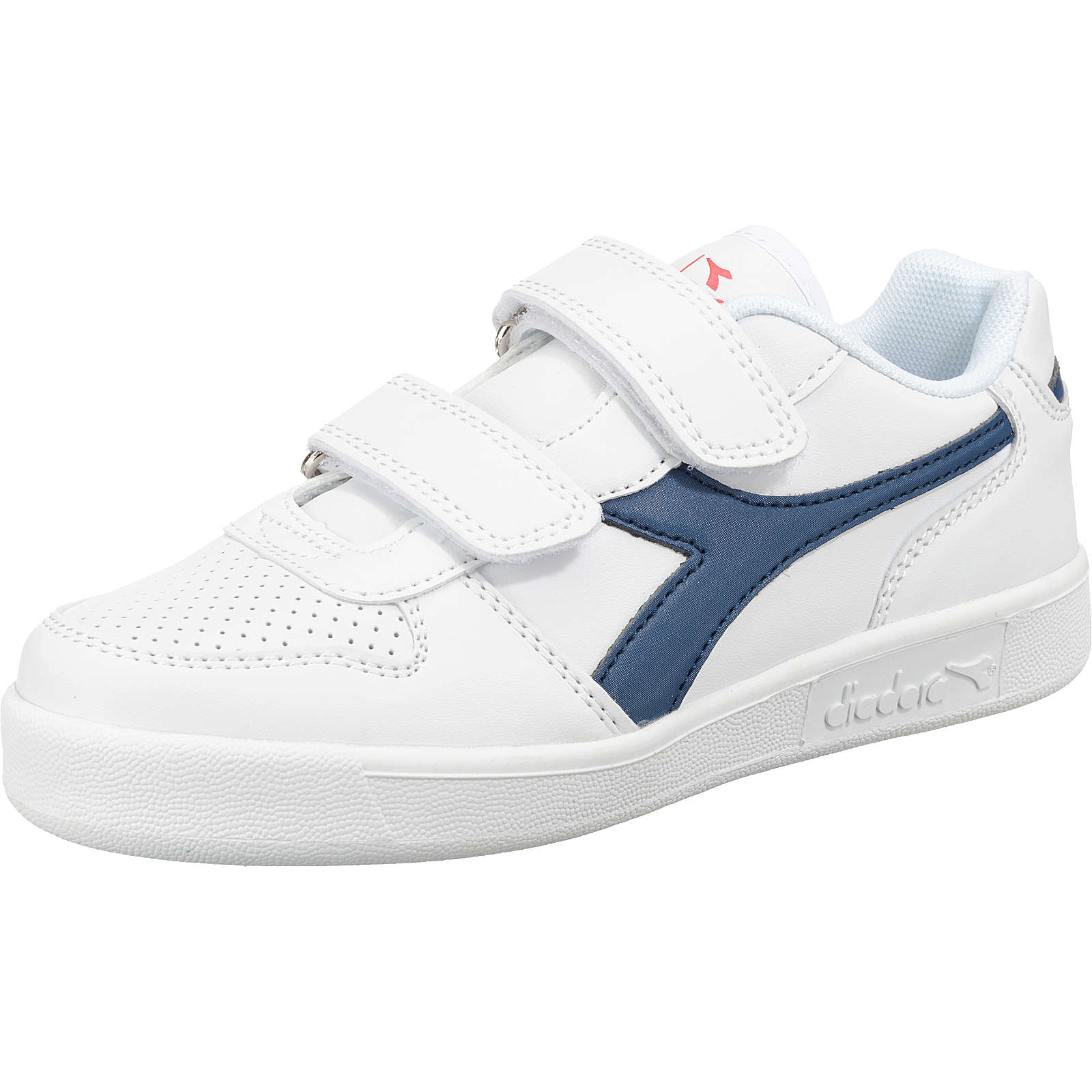 Diadora Kinder Sneakers Low PLAYGROUND PS weiß Junge Gr. 31