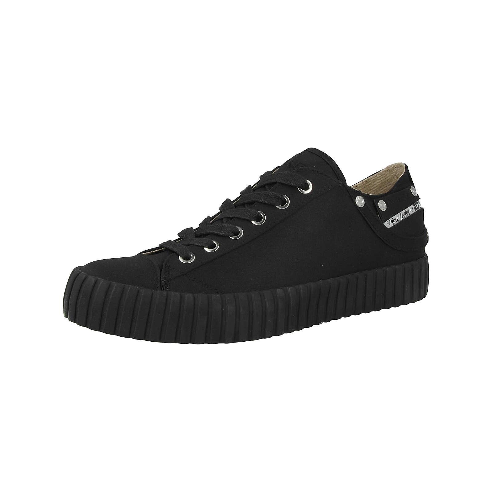 DIESEL Schuhe S-Exposure CLC W Sneakers Low schwarz Damen Gr. 38,5