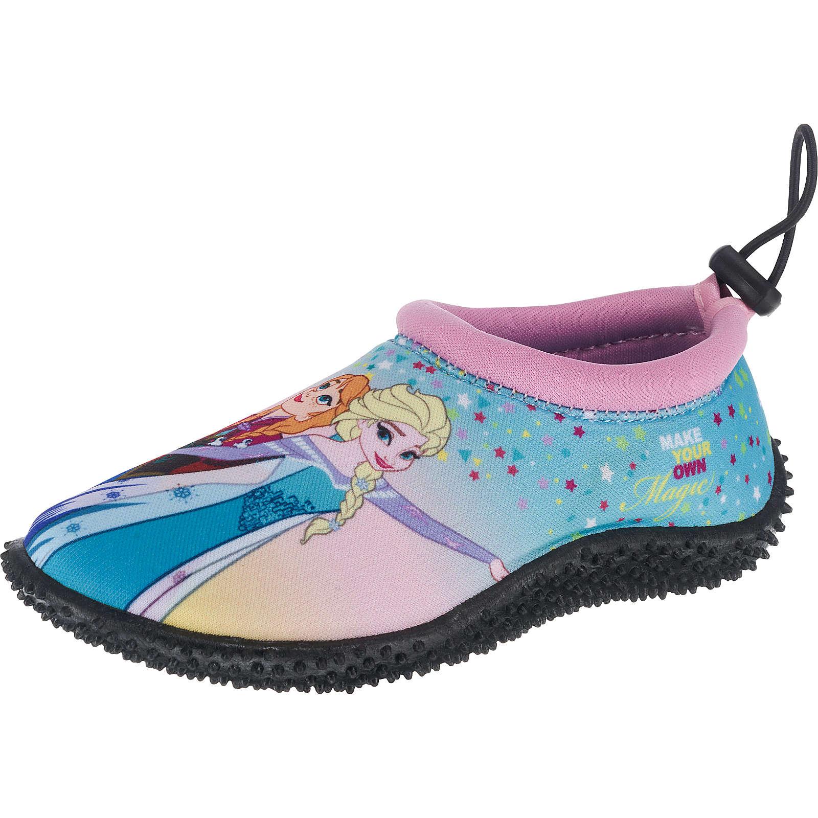 Disney Die Eiskönigin Badeschuhe für Mädchen türkis Mädchen Gr. 30/31