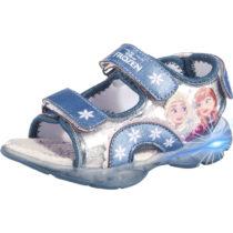 Disney Die Eiskönigin Sandalen Blinkies für Mädchen blau Mädchen Gr. 24