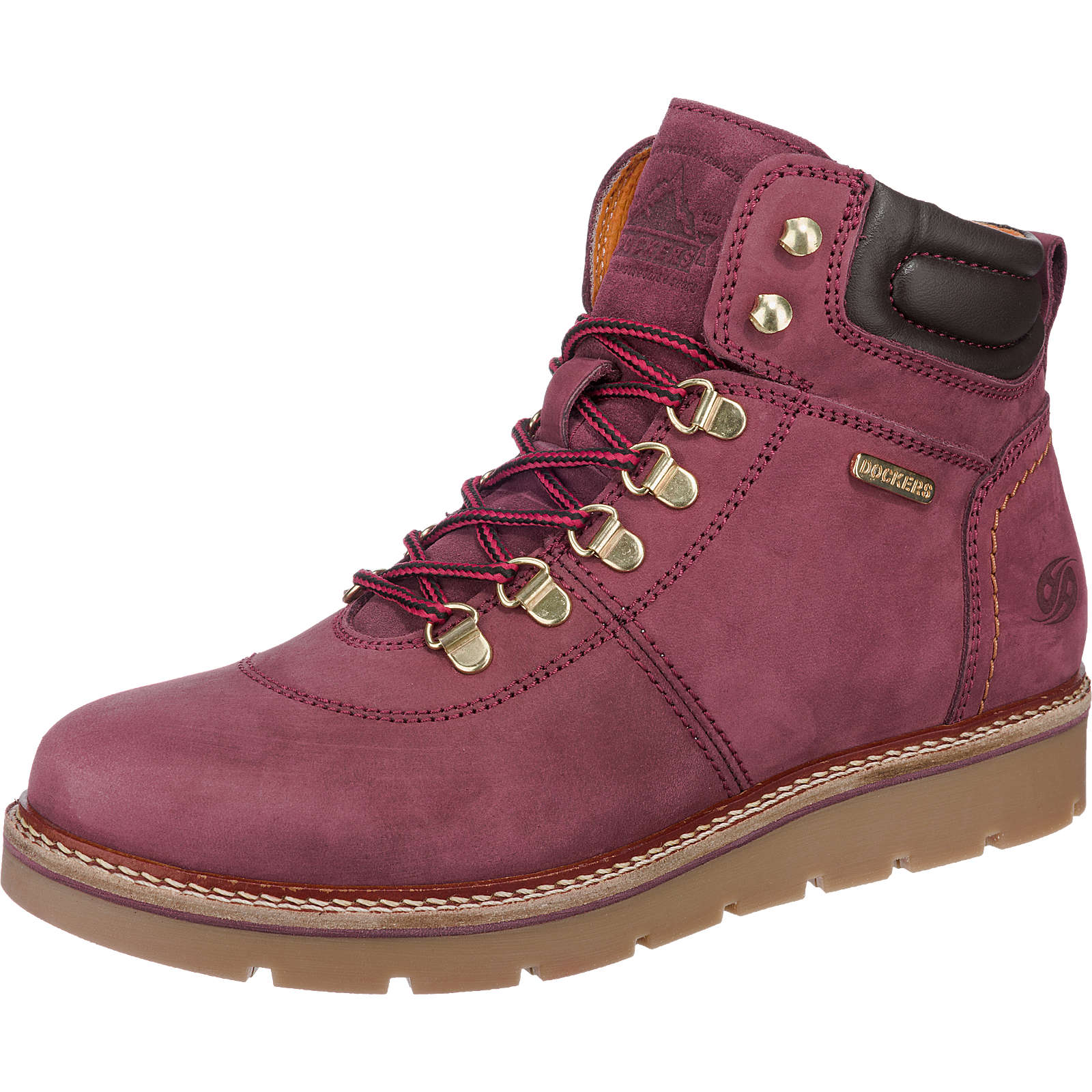Dockers by Gerli 41JU204-300730 Stiefeletten bordeaux Damen Gr. 37