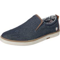 Dockers by Gerli Slip-On-Sneaker dunkelblau Herren Gr. 41