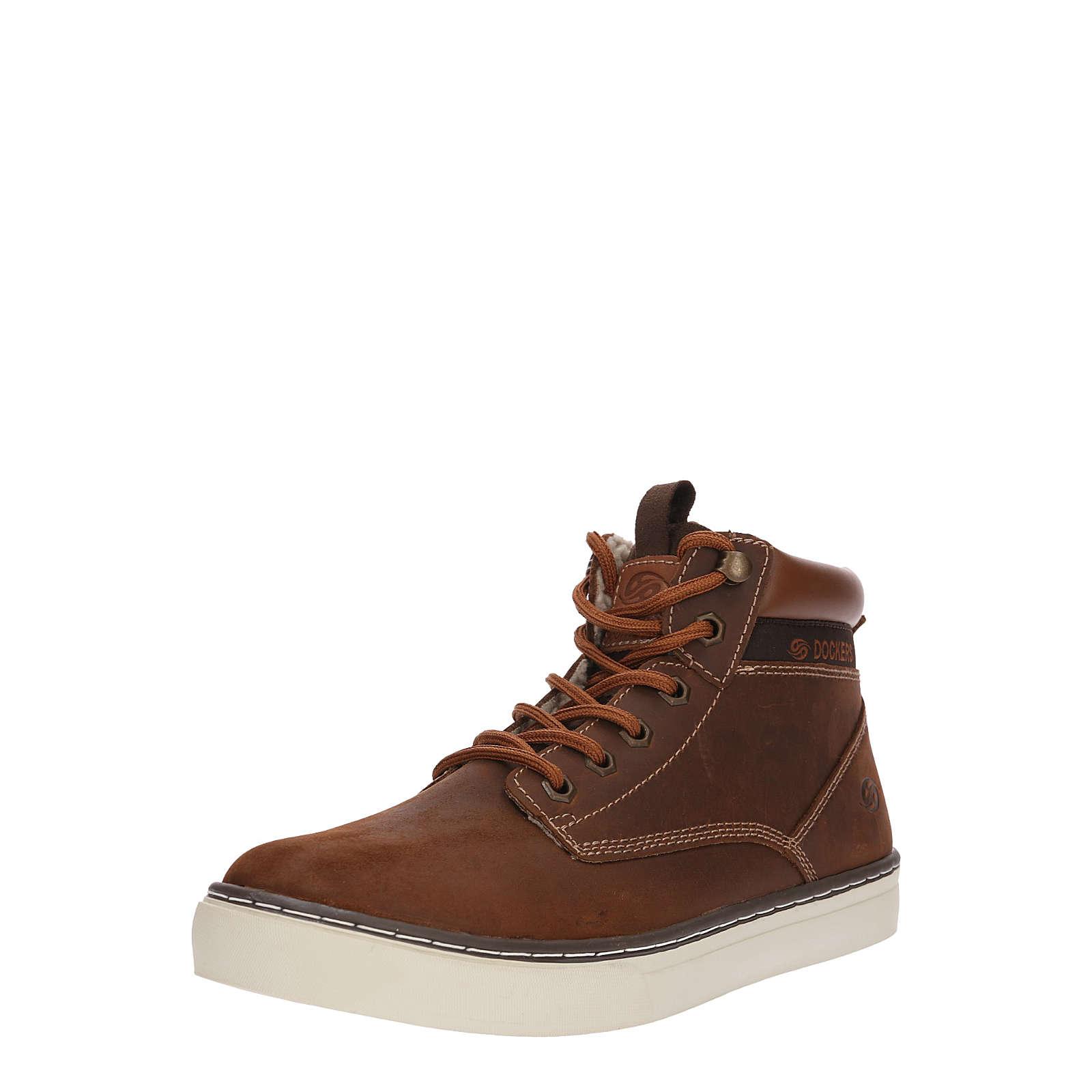 Dockers by Gerli Sneaker high Sneakers High braun Herren Gr. 41