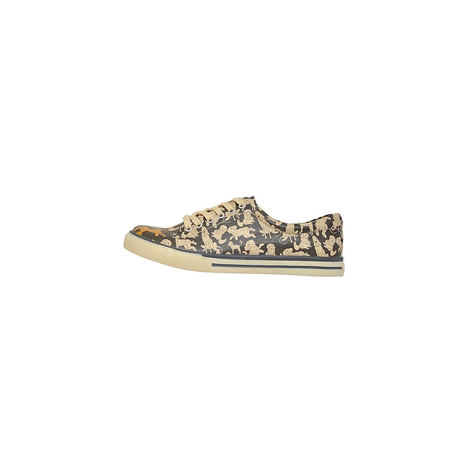 Dogo Shoes Sneakers Low It´s Raining Dogs mehrfarbig Damen Gr. 37