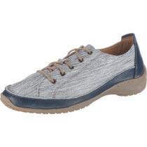 Double You Sneakers Low blau Damen Gr. 36