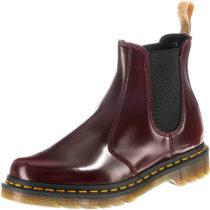 Dr. Martens 2976 Vegan Chelsea Boots weinrot Gr. 39