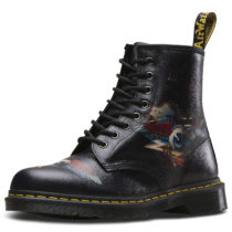 Dr. Martens 8 Eye Boot 1460 RG Backhand Eye schwarz Gr. 46