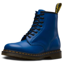 Dr. Martens 8 Eye Boot 1460 Smooth blau Gr. 37
