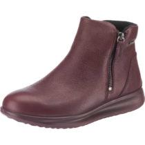 ecco Aquet Ankle Boots weinrot Damen Gr. 36