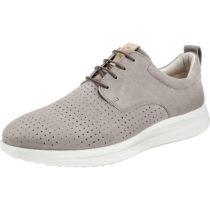 ecco Aquet Sneakers Low grau Herren Gr. 43