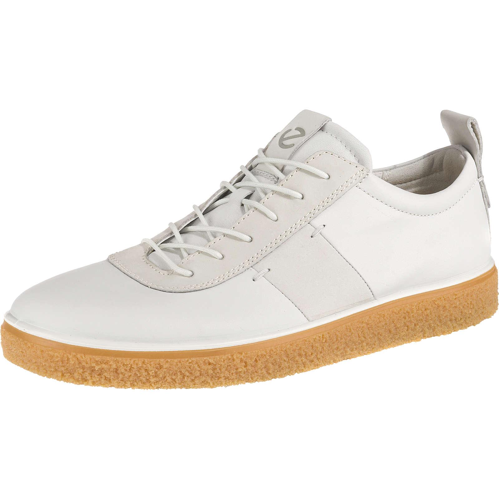 ecco CREPETRAY Sneakers Low weiß Herren Gr. 43