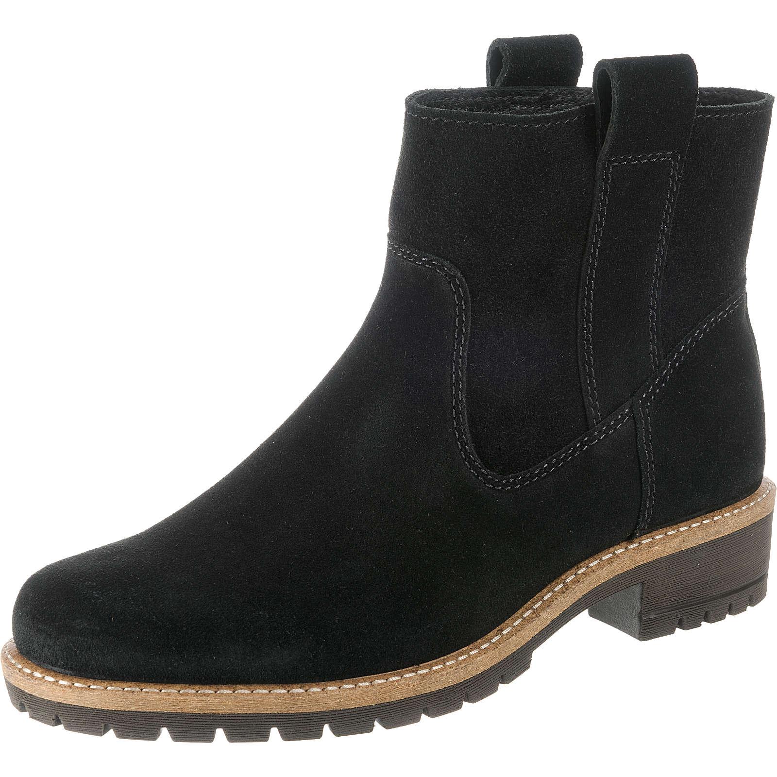 ecco Elaine Ankle Boots schwarz Damen Gr. 37