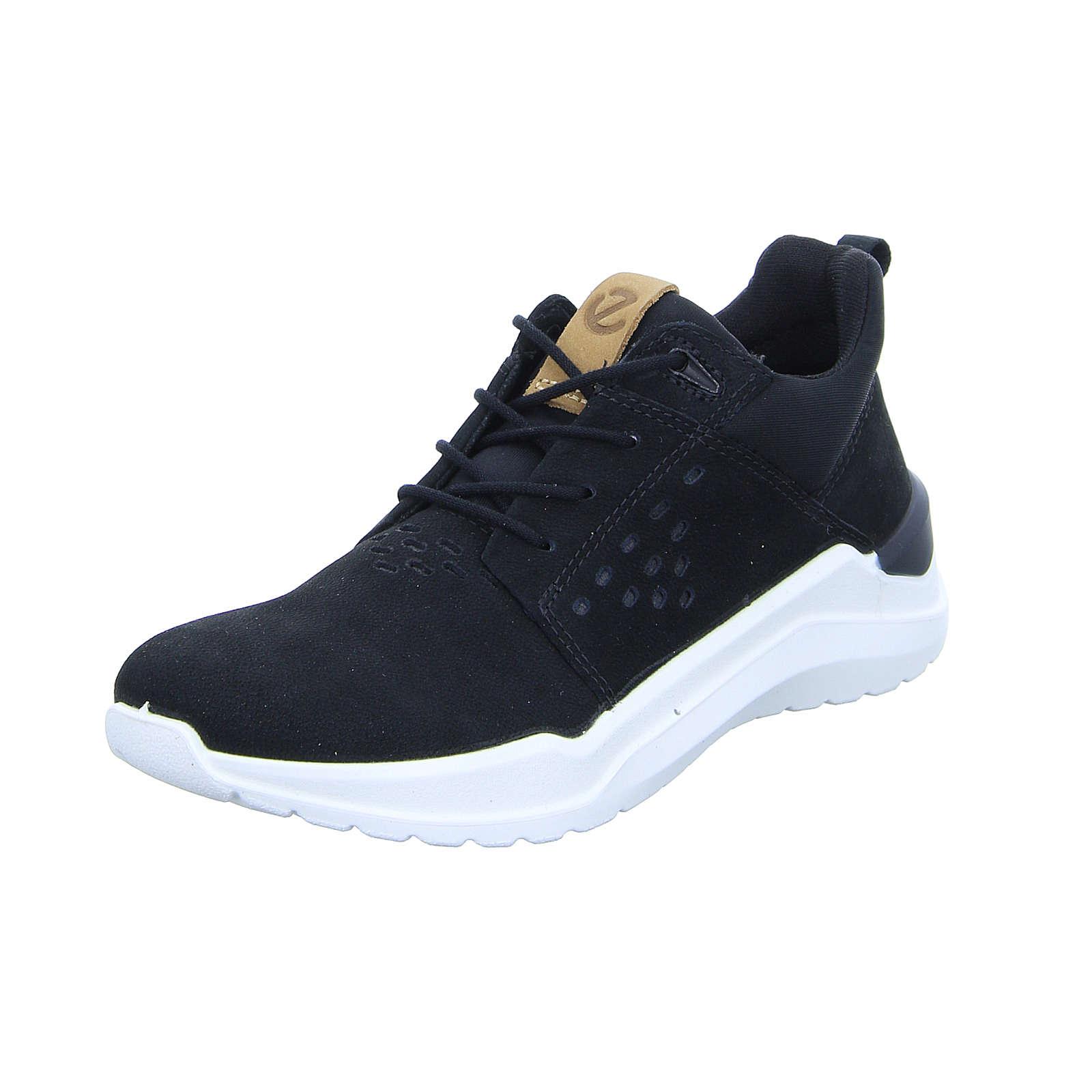 ecco Kinder Sneakers Low schwarz Gr. 37