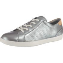 ECCO LEISURE Sneakers Low grau Damen Gr. 36