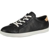 ECCO LEISURE Sneakers Low schwarz Damen Gr. 36