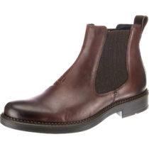 ecco Newcastle Chelsea Boots cognac Herren Gr. 41