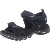 ecco Sandalen für Jungen schwarz Junge Gr. 29