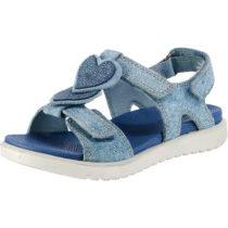 ecco Sandalen für Mädchen hellblau Mädchen Gr. 27