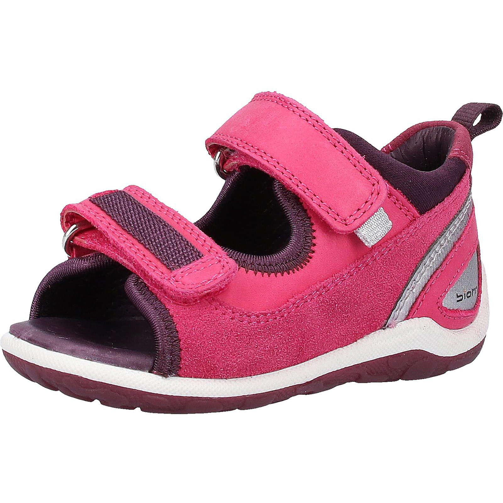 ecco Sandalen für Mädchen pink Mädchen Gr. 20