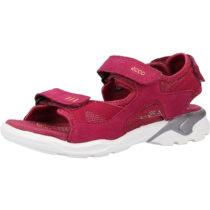 ecco Sandalen für Mädchen rot Mädchen Gr. 27