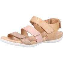 ecco Sandalen Klassische Sandaletten rosa Damen Gr. 36