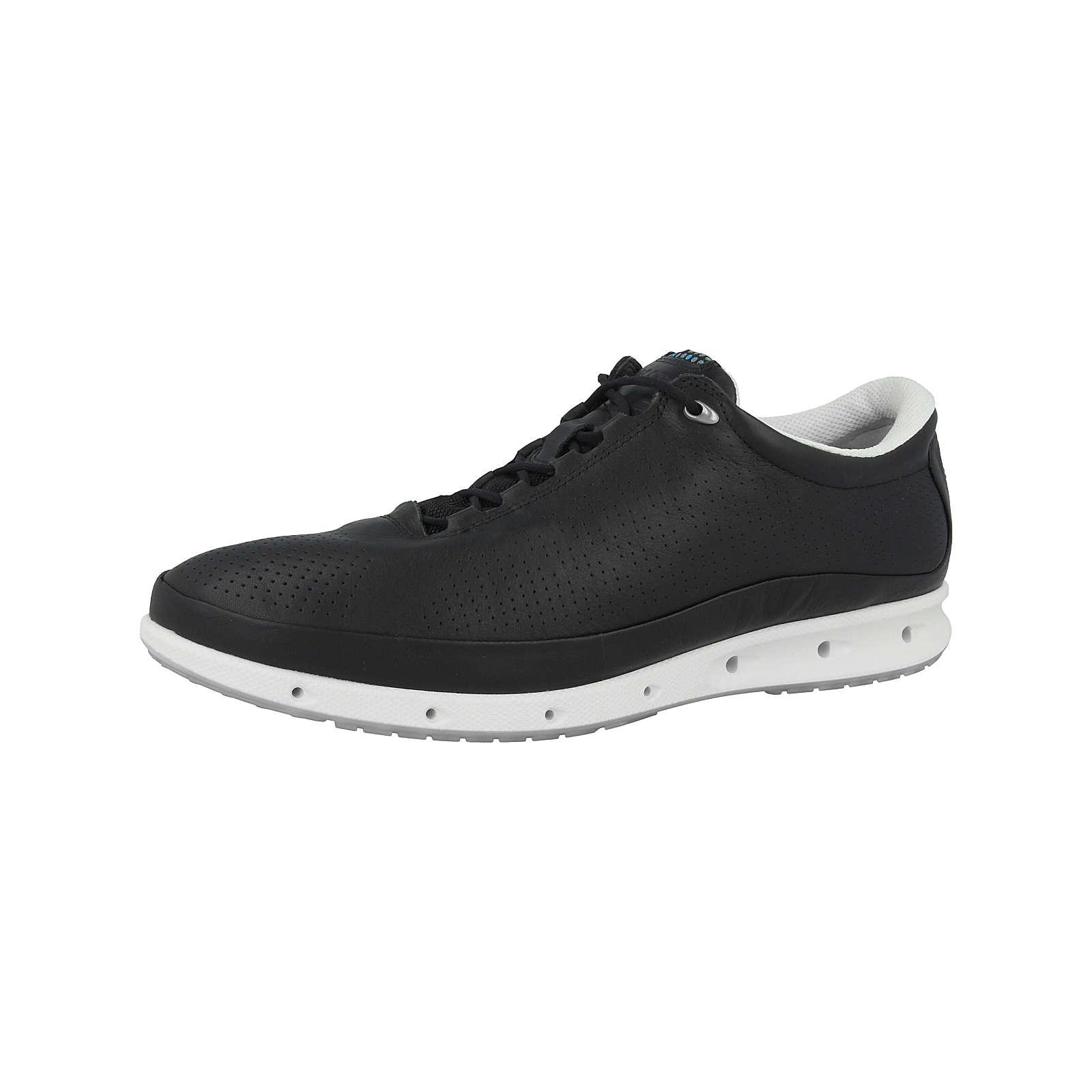 ecco Schuhe Cool Exhale GTX Surround Ladies Sneakers Low schwarz Damen Gr. 38