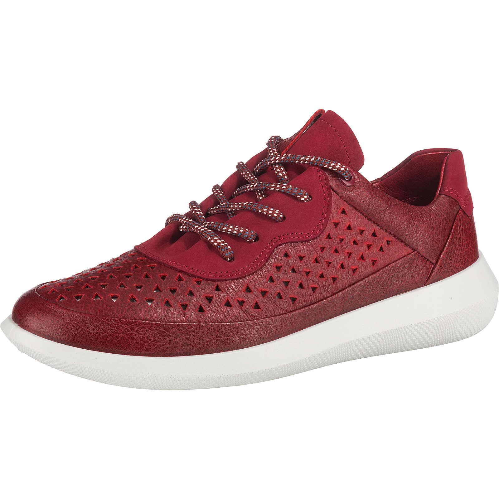ECCO SCINAPSE Sneakers Low rot Damen Gr. 39