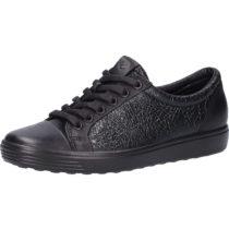 ecco Sneaker Sneakers Low schwarz Damen Gr. 36