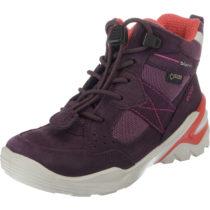 ecco Sneakers High BIOM, Gore-Tex, für Mädchen lila Mädchen Gr. 27