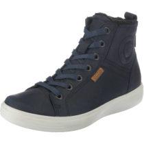 ecco Sneakers High Gore-Tex für Mädchen blau Mädchen Gr. 35