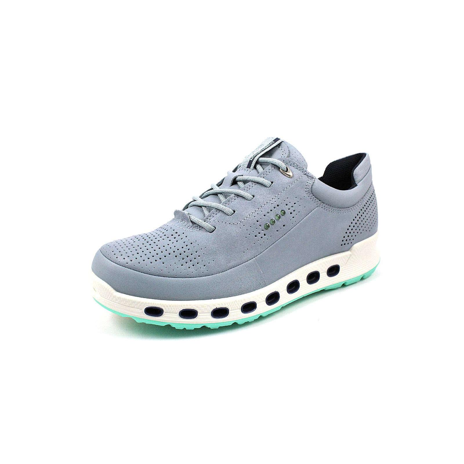 ecco Sneakers Low blau Damen Gr. 35