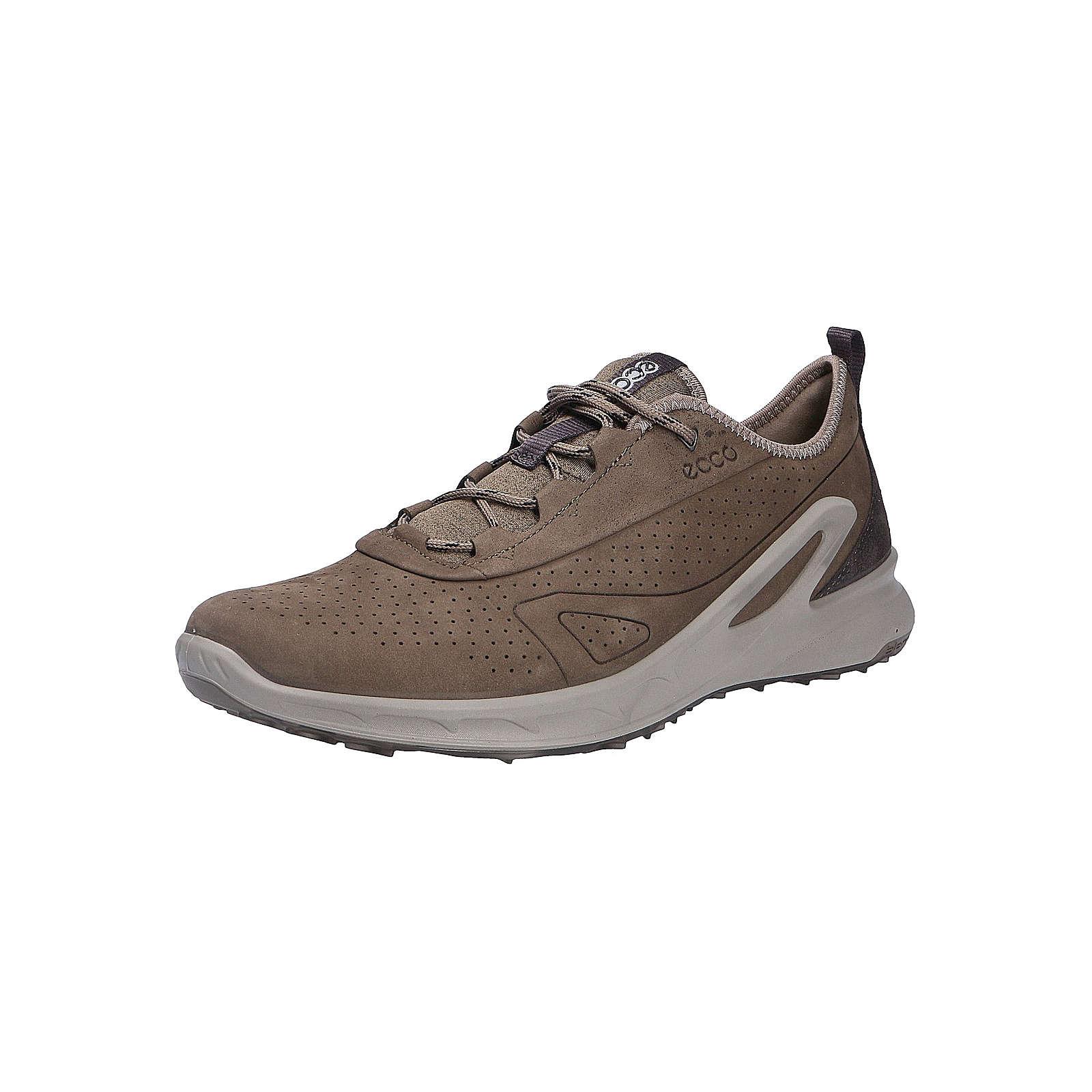 ecco Sneakers Low braun Herren Gr. 47